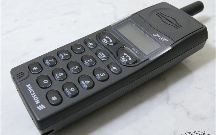 Türkiyenin ilk cep telefonu nedir?